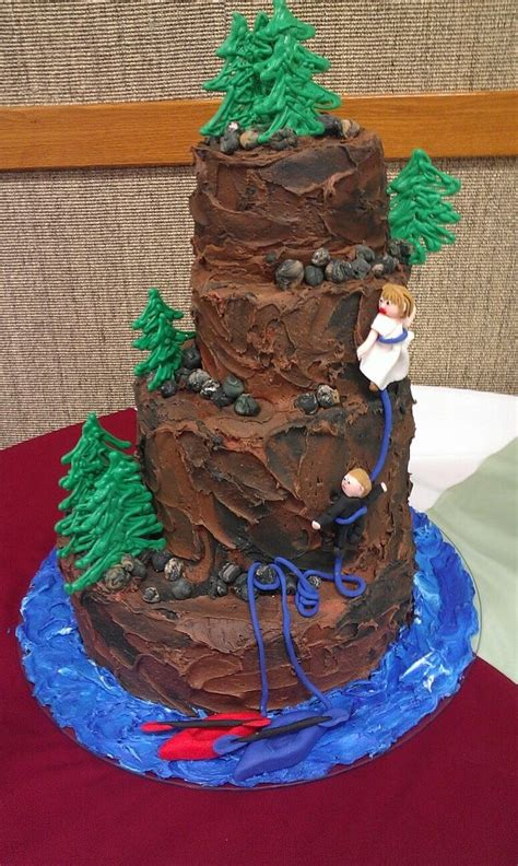24 Best Rock Climbing Cakes Images On Pinterest Rock