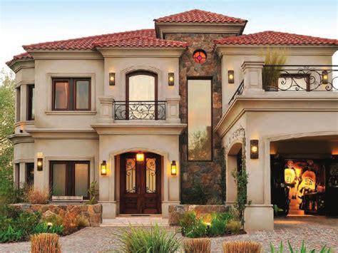 Mediterranean Style Villa Architecture marylyonarts com