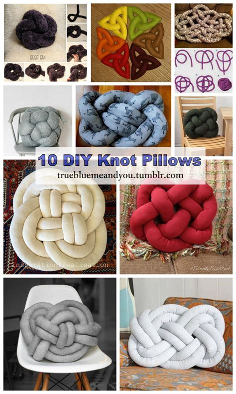 25 best ideas about knot pillow on fleece knot blanket knot out and stuff to