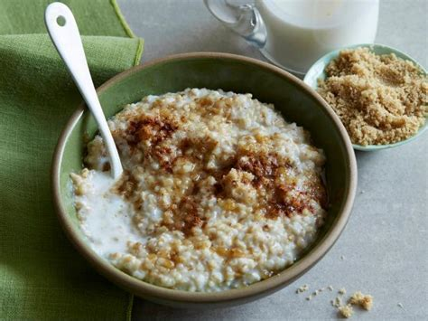 Steel Cut Oatmeal Recipe | Alton Brown | Food Network