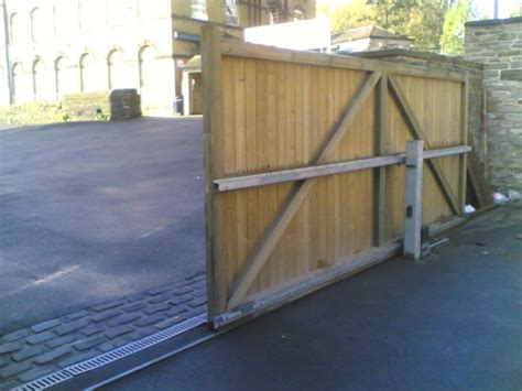 Sliding Gate Automation Kist From