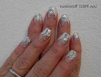 deco ongle gel pour noel deco ongle fr