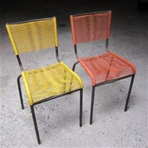 chaise en fil scoubidou 1000 images about mes chaises on scoubidou