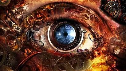 Physics Quantum Physic Mechanics Wallpapers Eye Example