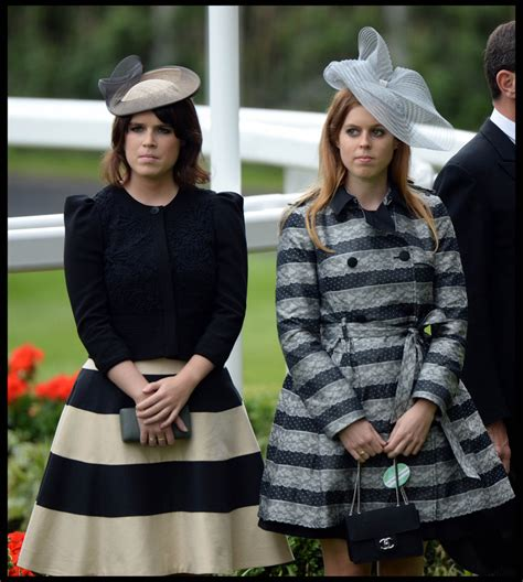 Meghan Markle, Prince Harry wedding: Beatrice and Eugenie's conservative outfits