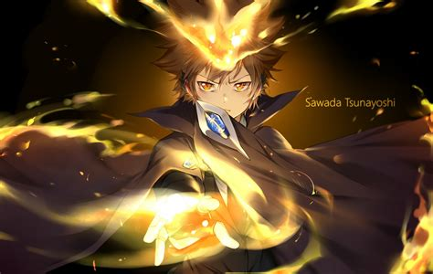 Reborn Anime Wallpaper - hitman reborn wallpaper 74 pictures