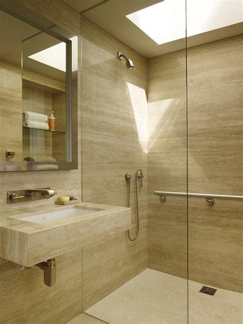 bain de si鑒e salle de bains beige 43 idées pour vous inspirer