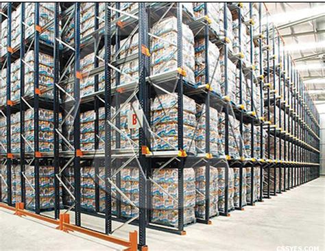 At The Rack by Heavy Duty Pallet Racks Shelving Slotted Angle Racks