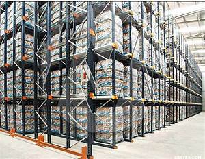 Heavy Duty Pallet Racks Shelving Slotted Angle Racks