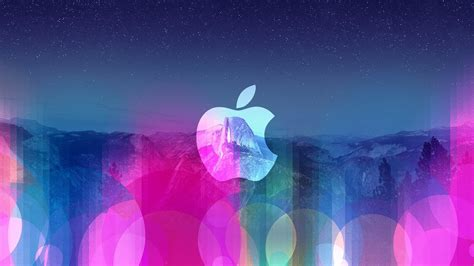 Create A Colorful Apple Wallpaper In Photoshop Cc Youtube