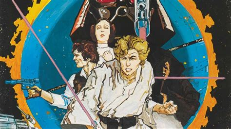 Sotheby's is auctioning ultra-rare Star Wars artwork ...