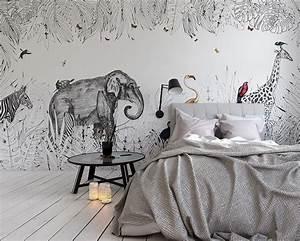 Au Fil Des Couleurs Papier Peint : o trouver du papier peint pour faire un d cor mural ~ Melissatoandfro.com Idées de Décoration