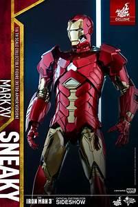 Marvel Iron Man Mark XV - Sneaky Retro Armor Version Sixth ...