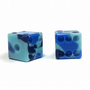Rix Dice Acrylic Dice - The Awesomer
