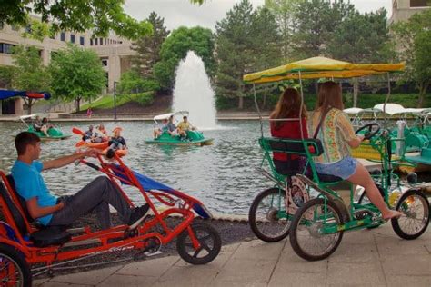 Boat Rental Indianapolis by Bike Rentals Bike Tours In Indianapolis Indiana Wheel