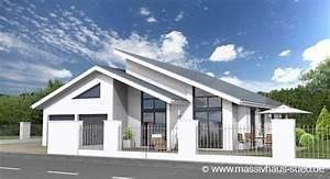 Bungalow Mit Pultdach : bungalow 162 moderner bungalow mit pultdach und ~ Lizthompson.info Haus und Dekorationen