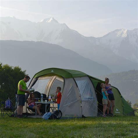 tente 3 chambres decathlon tente familiale t 6 3 xl quechua tente pas cher