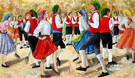 Fandango | Danças Tradicionais Populares | Folclore.PT