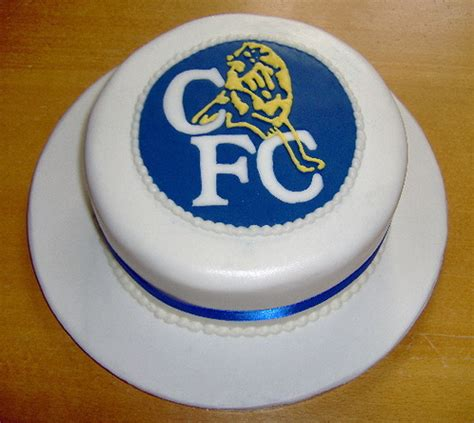 Chelsea Football Club Birthday Cake  I Was Asked To Make
