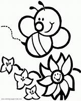 Coloring Honey Pages Bees Popular Rcd sketch template