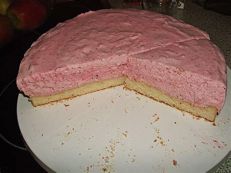 Erdbeer  Quark  Kuchen Von Burek Chefkochde