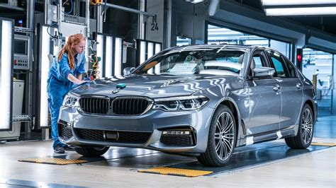 Bmw Germany Price by See How Much The 2017 Bmw 5 Series Costs In Germany U K