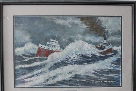 maritime museum remembers quot edmund fitzgerald quot in new