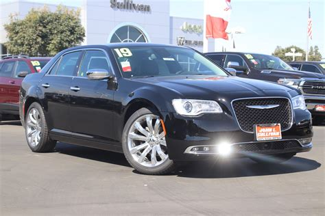 Chrysler Limited by New 2019 Chrysler 300 Limited 4d Sedan In Yuba City