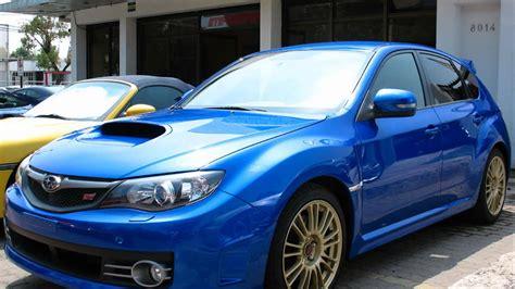 2009 Subaru Wrx Specs by 2009 Wrx Impreza Auto Express
