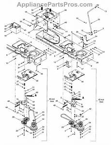 Parts For Yard Machines 13ai608h129    2001  Pto Manual