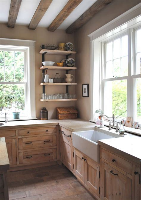 rustic country kitchen design ideas