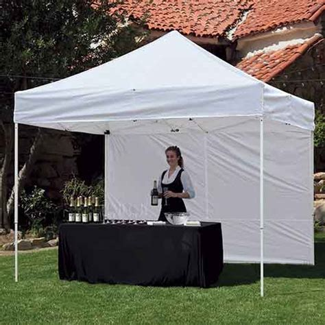 ez pop  canopy    canopy  shade commercial tent awning  zipper sidewalls bag
