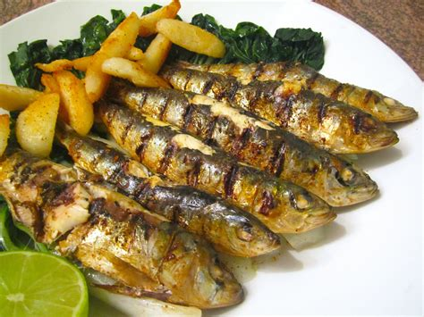 sardine cuisine grilled portuguese sardines chefsopinion