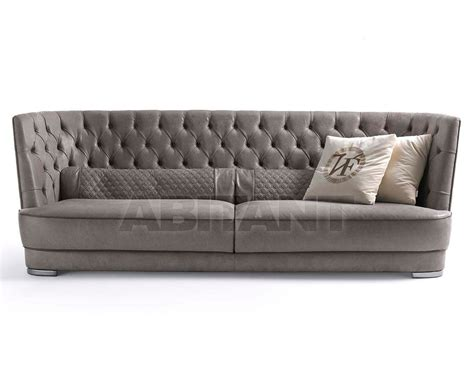 Sofa Greppi High Gray Vittoria Frigerio By Frigerio
