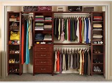 Closet Designs inspiring wood closet organizer Ready Made
