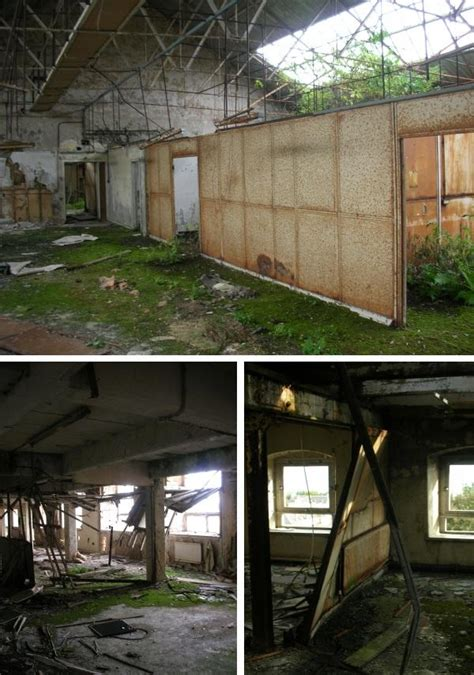 Sheds In Fife by Inside Kirkcaldy S Last Historic Linoleum Factory