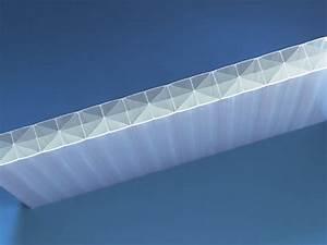 Plaque Polycarbonate Alvéolaire 4mm : plaque polycarbonate pour serre ~ Dailycaller-alerts.com Idées de Décoration