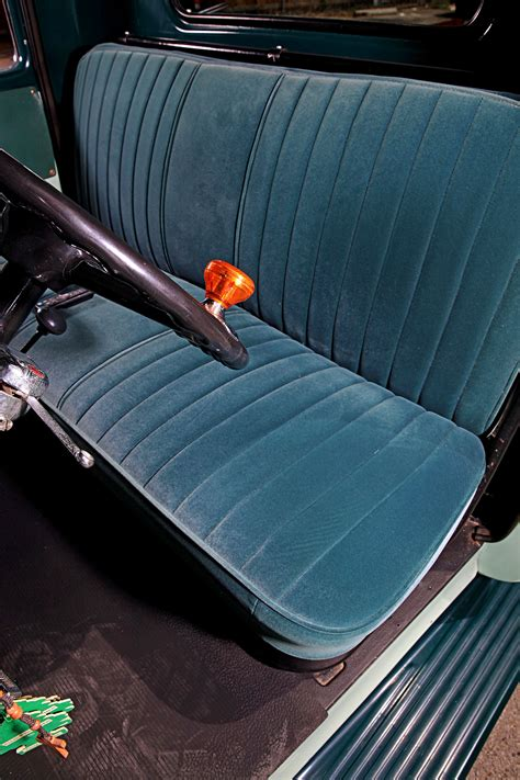 chevy  stepside     seat