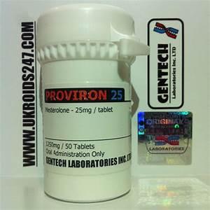 Proviron 25mg  U2013 Gentech
