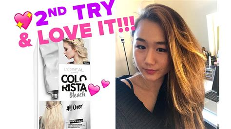 Bleach Kit For Dark Hair