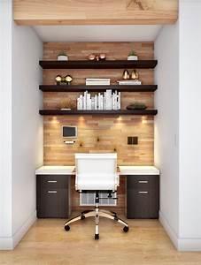 Unique, And, Comfortable, Home, Office, Design, Ideas, 37