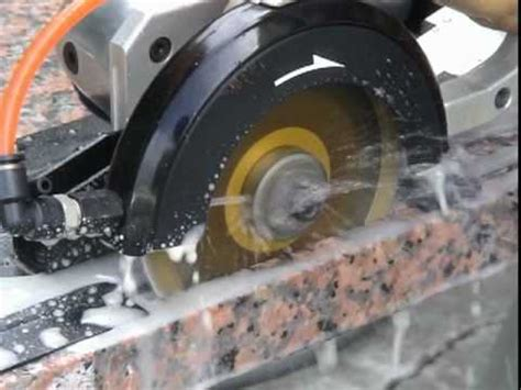 gpw 227 air circular saw for granite