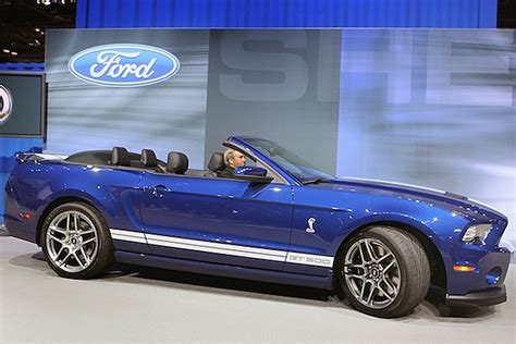 ford shelby gt500 best new american muscle cars