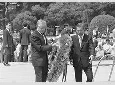 Hiroshima mayors long sought US presidential visit, sent