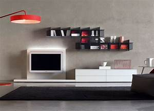 meuble tv composable design photo 5 15 superbe coin tv With meuble tv en coin design