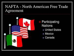 PPT - Trade Agreements PowerPoint Presentation - ID:301294