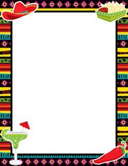Fiesta Border | Mexican invitations, Mexican party ...