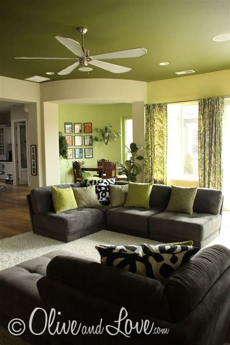 20 best images about grey sofa green wall on