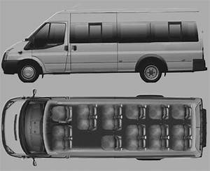 Minibus Ford : car blueprints 2008 ford transit bus blueprint ~ Gottalentnigeria.com Avis de Voitures