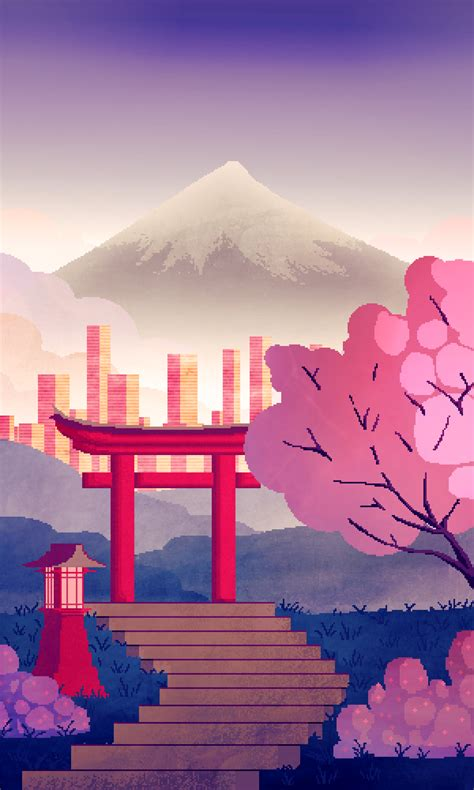 japan phone wallpaper gallery
